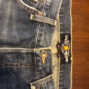 Men's Lucky Brand blue jeans